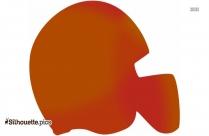 Football Helmet Clip Art Silhouette