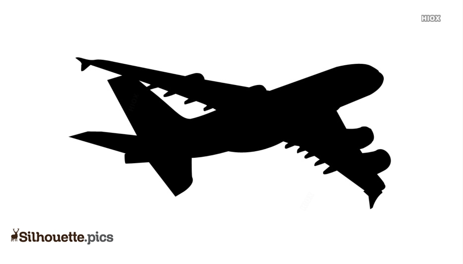 Avion Airplane Clipart Imagessilhouette Silhouette Pics