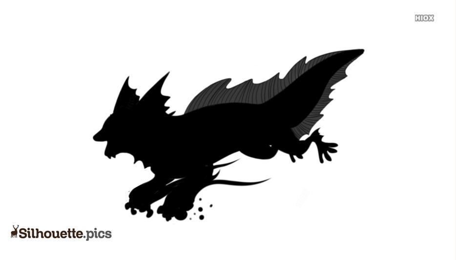 Pokemon Silhouette Images, Pics