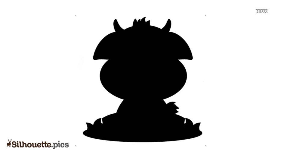 Cartoon Goat Silhouette Images