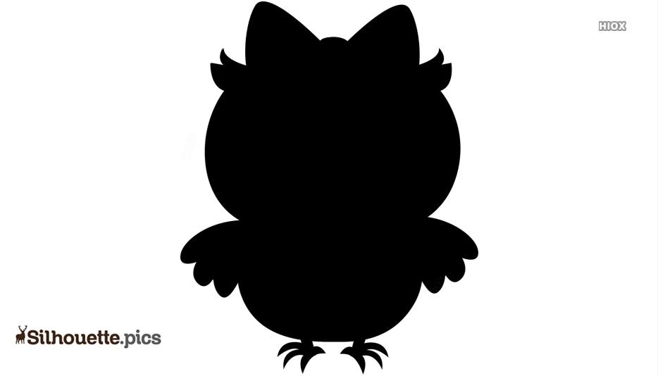 Owl Silhouette Images, Cliparts, Vectors