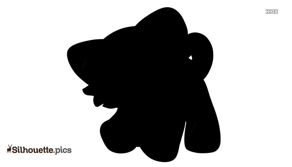 Baby Tigger Clipart Silhouette