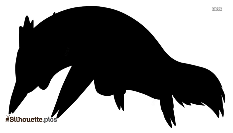 Badger Pokemon Silhouette Free Vector Art