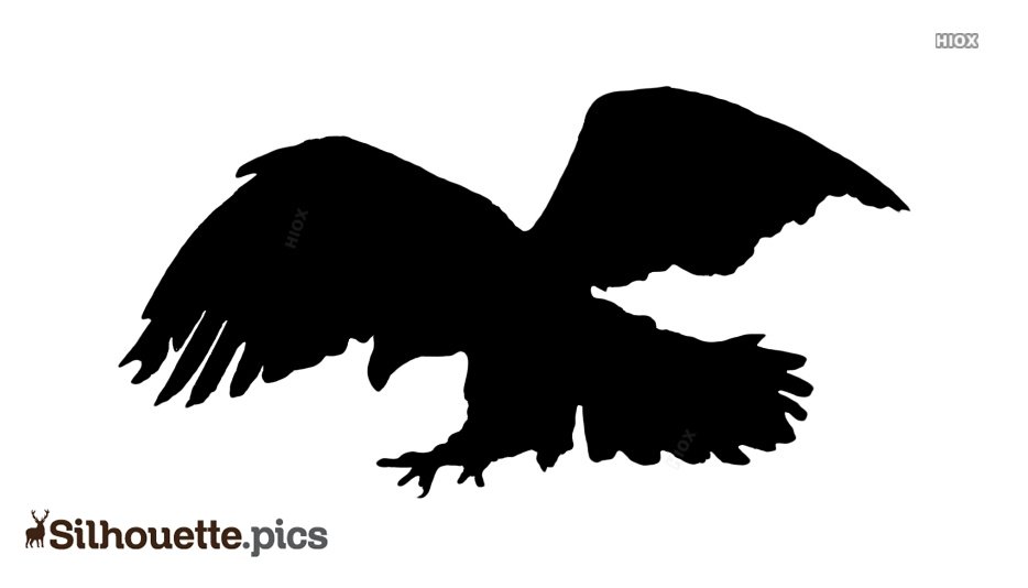 Bald Eagle PNG Silhouette