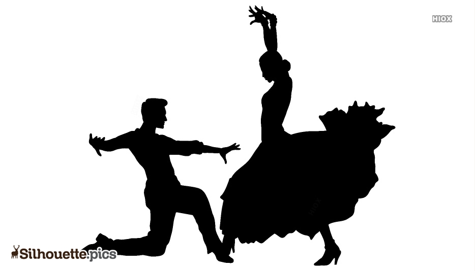 Dancer Silhouette Images