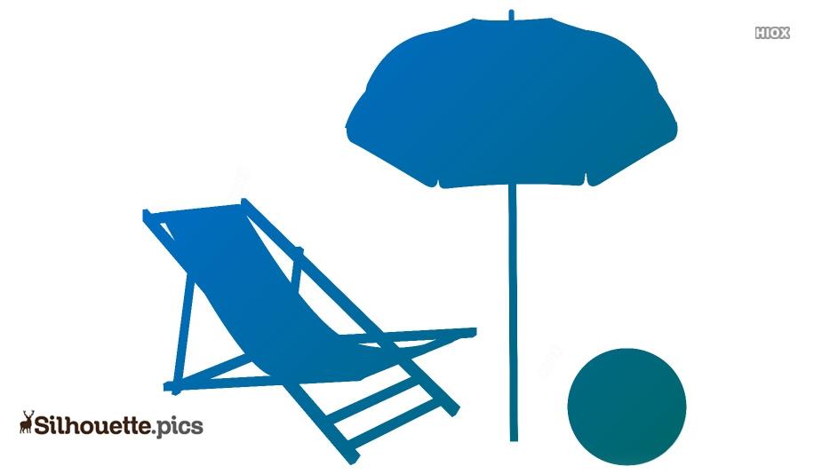Beach Summer Silhouette
