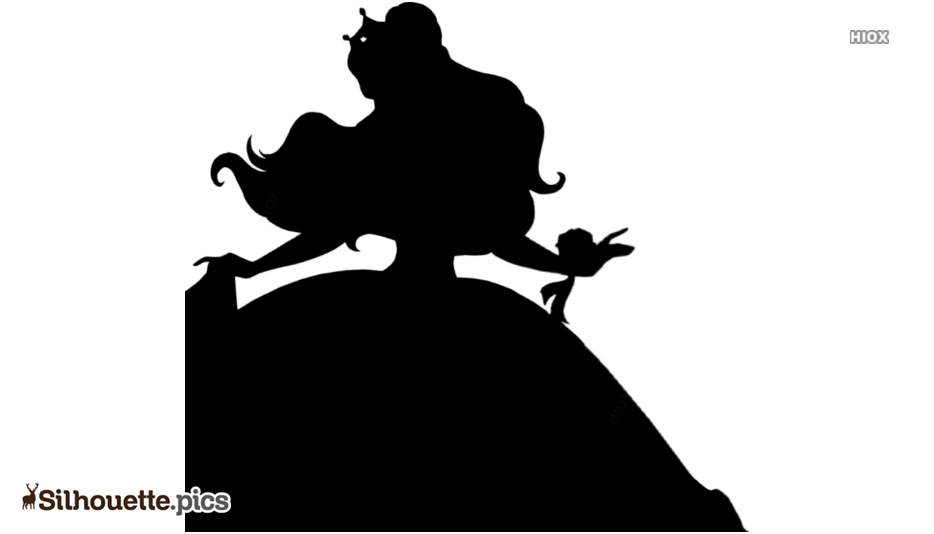 Image result for beauty and the beast silhouette | Beauty and the beast  silhouette, Disney stencils, Beauty and the beast
