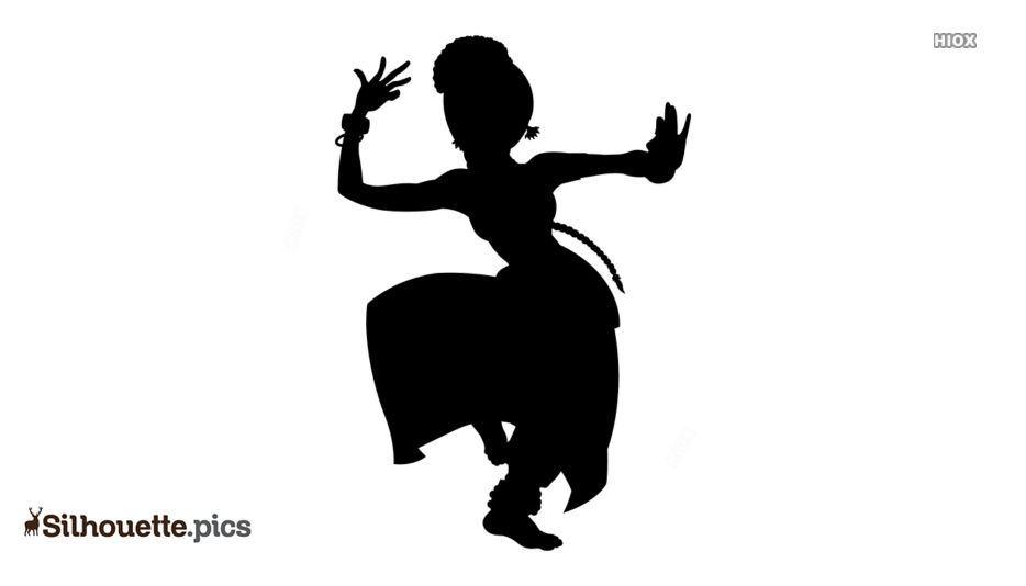 Classical Dance Silhouette Images