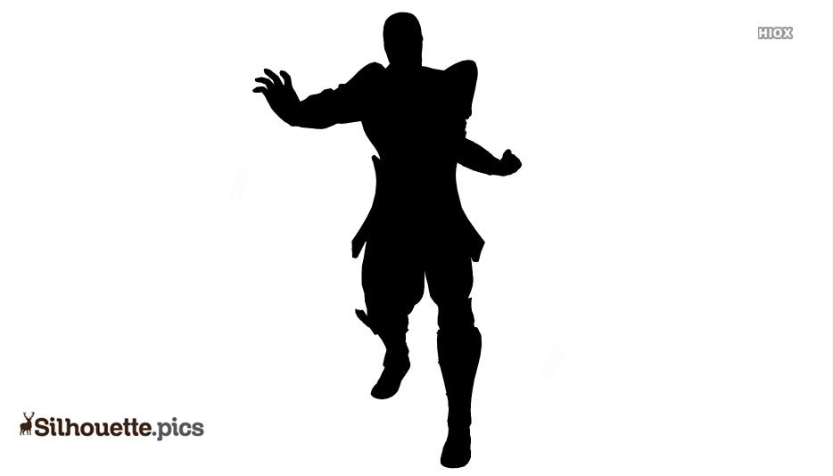 Mortal Kombat Silhouette Images
