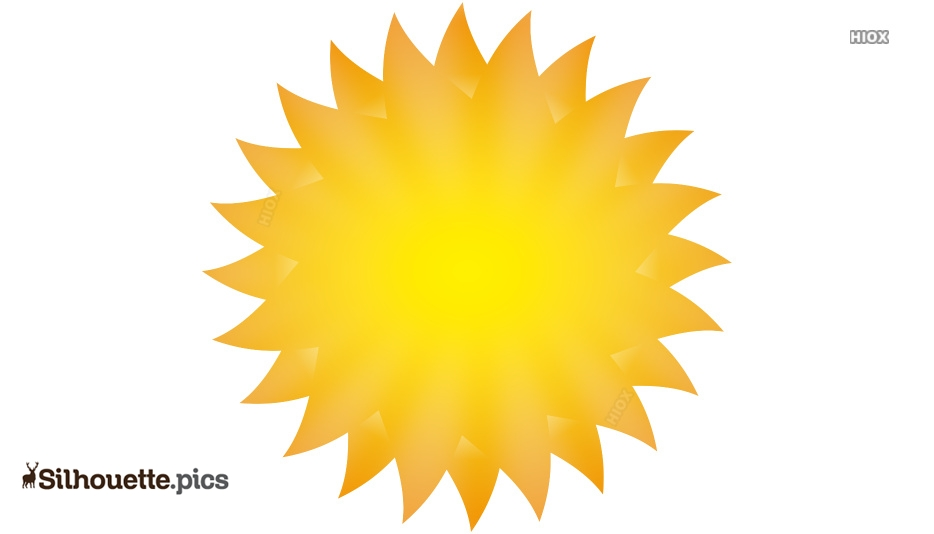 Sun Silhouettes | Free Sun Vector Clipart Images