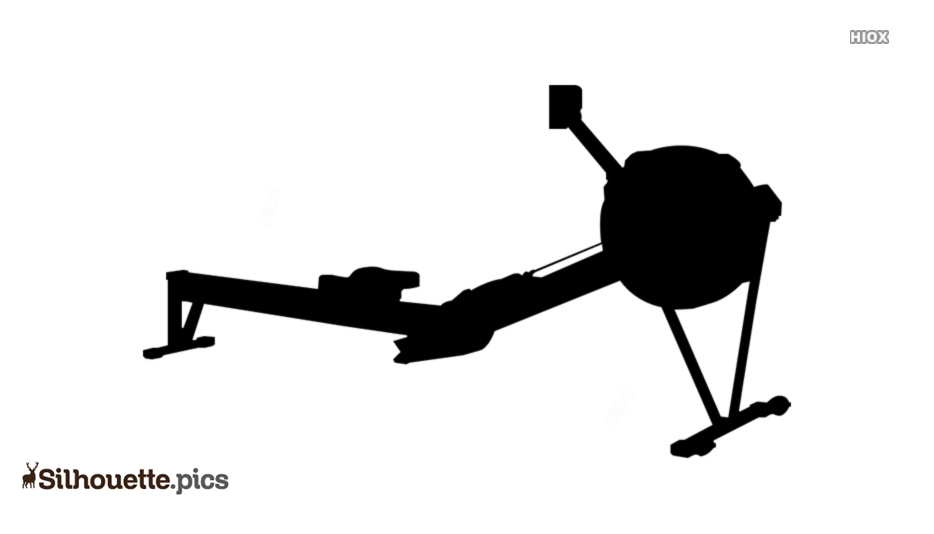 C2 Rower Silhouette Image