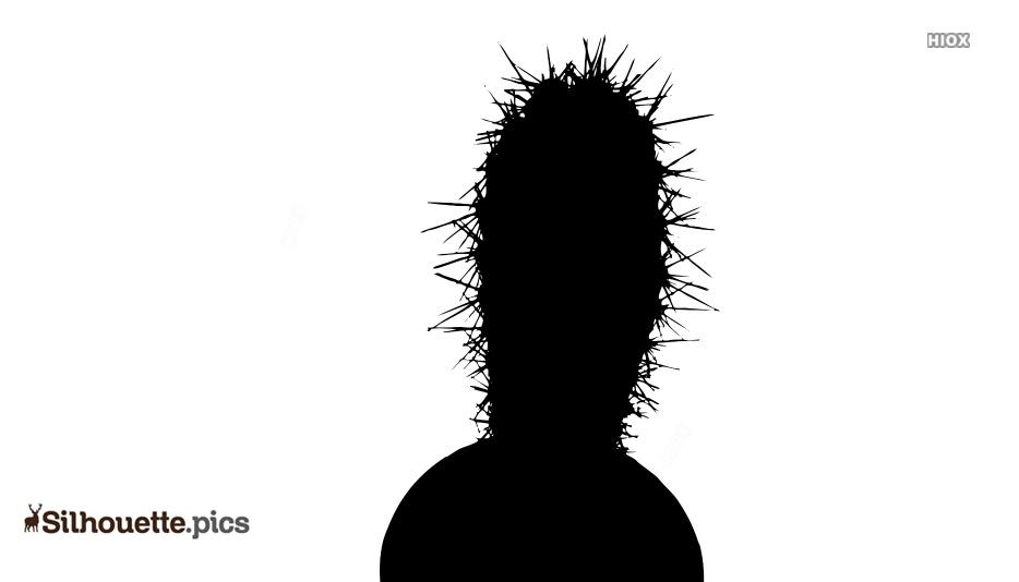 Cute Cactus Silhouette
