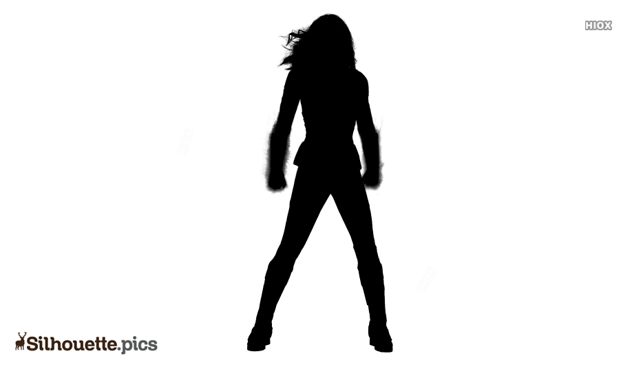 Cartoon Silhouette Images