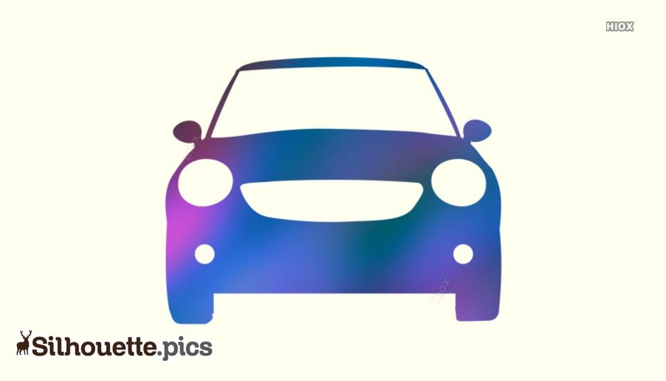 Car Silhouette Clipart Image