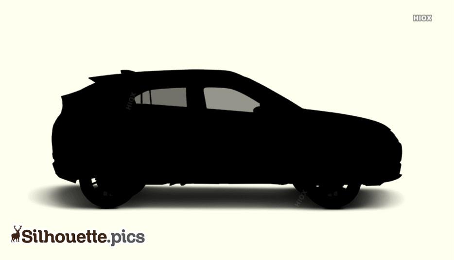 Car Silhouette Simple