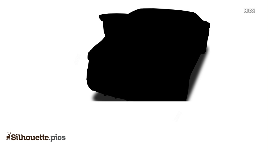 Car Trunk Silhouette Clip Art