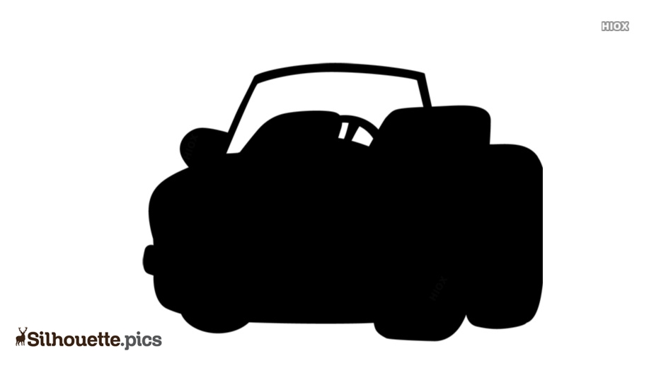 Cars And Trucks Silhouette Clipart