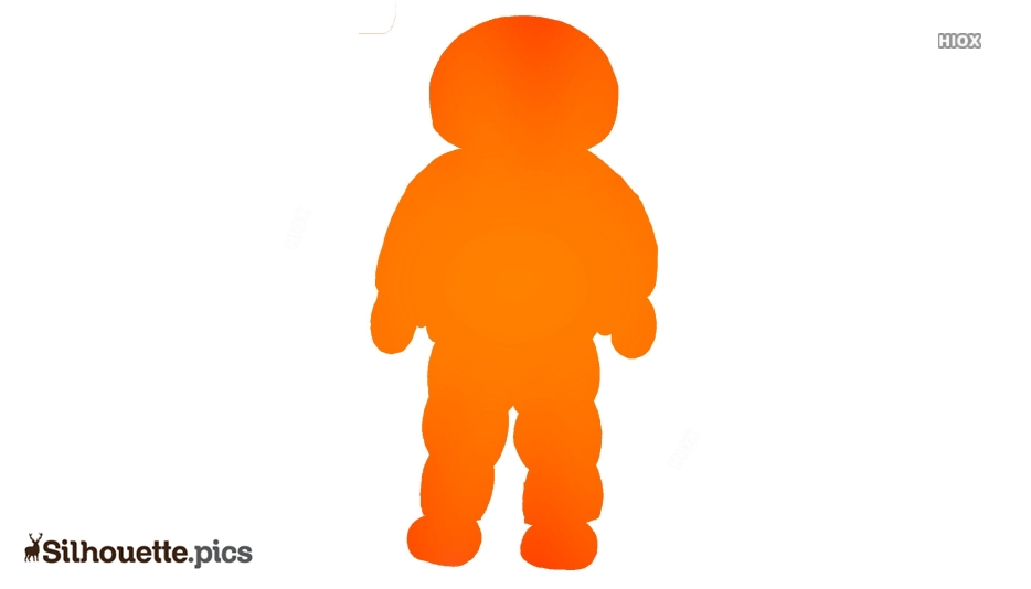 Cartoon Astronaut Silhouette Clipart And Graphics