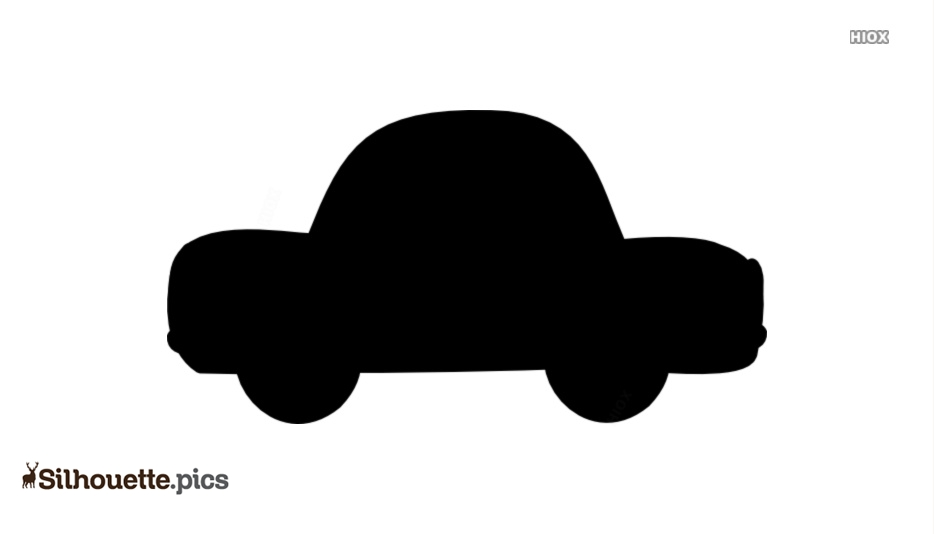 Car Black And White Silhouette Images