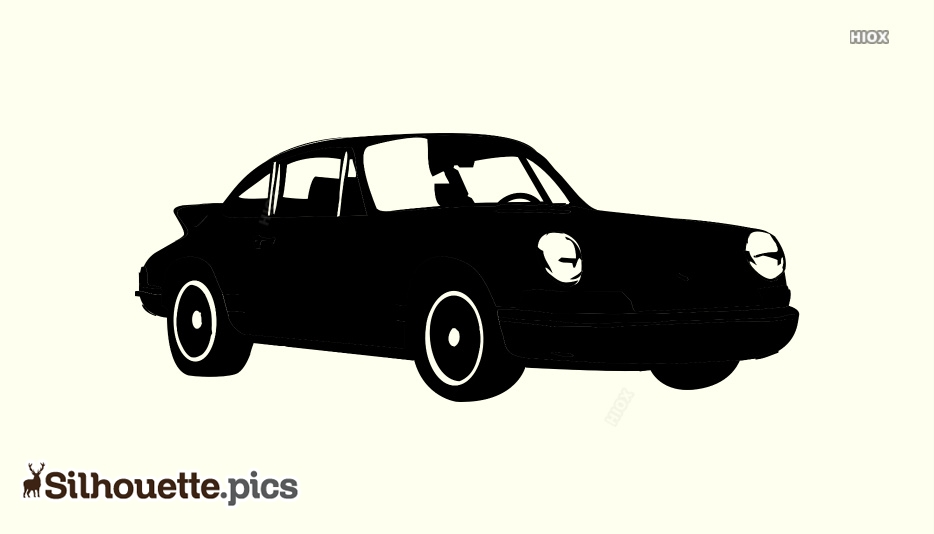 Cartoon Car Silhouette
