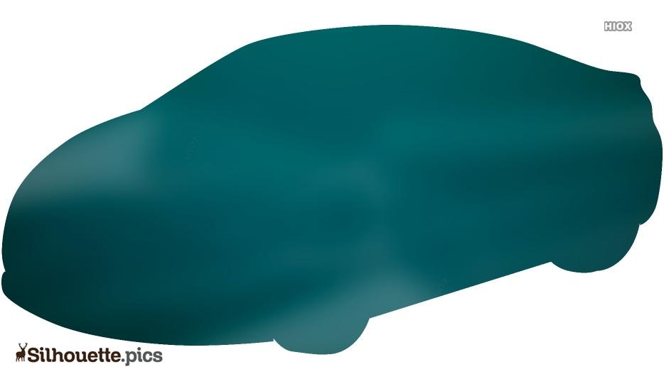 Cartoon Car Silhouette Picture Clipart