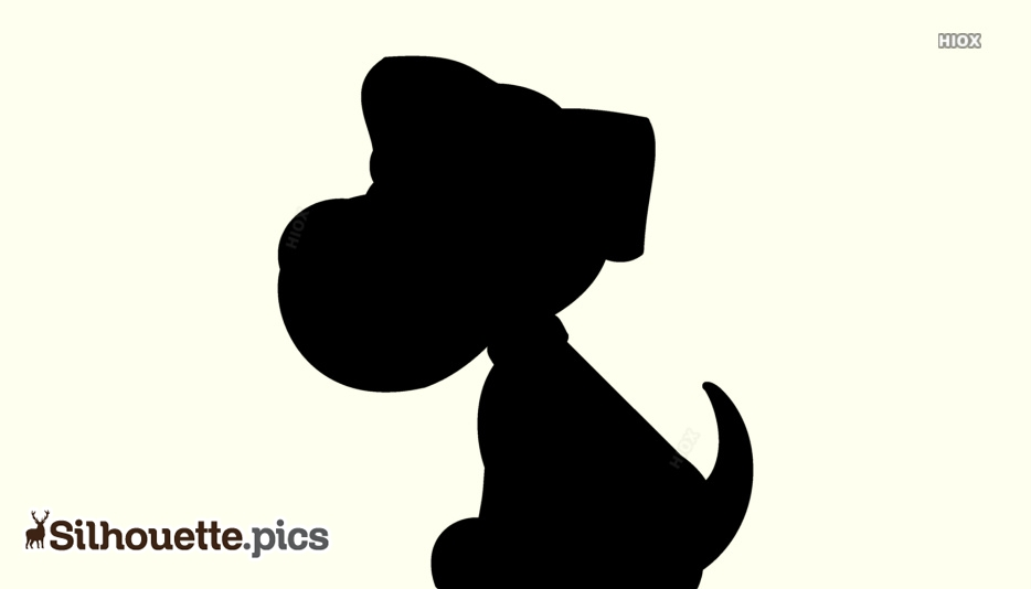 Dog Silhouette Clipart Images, Pictures