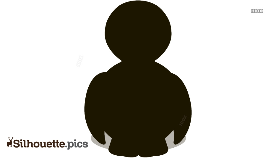 Duck Silhouette Images