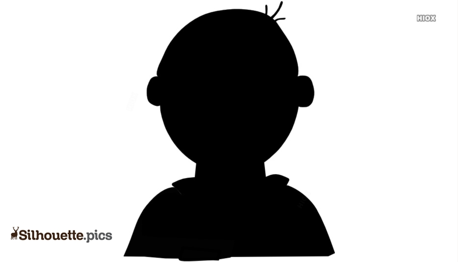 Cartoon Profile Icon Silhouette Picture
