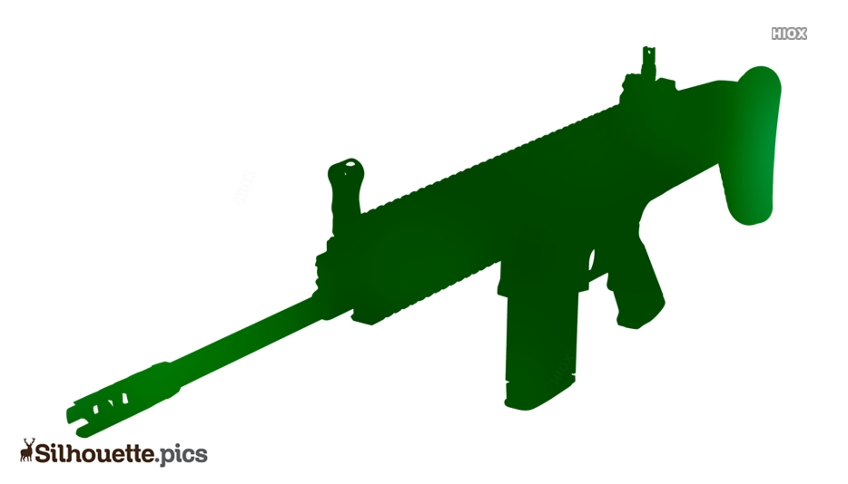 Acr Rifle Silhouette Images