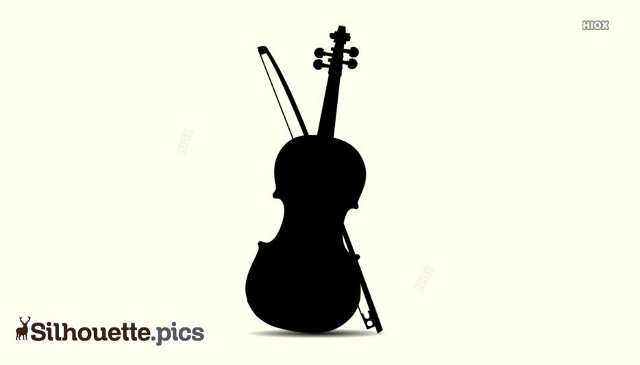Cello Silhouette Image Download