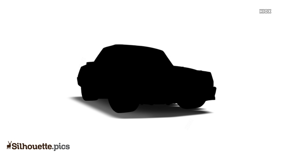 Chick Hicks Race Car World Of Cars Silhouette