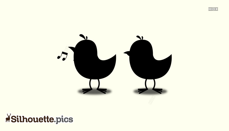 Chick Silhouette Vectors, Images