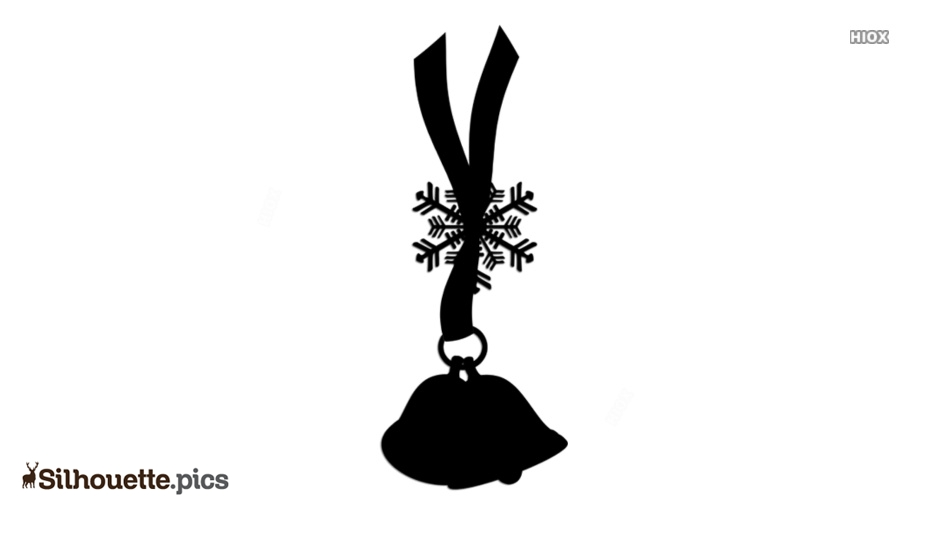Christmas Bells Silhouette Images