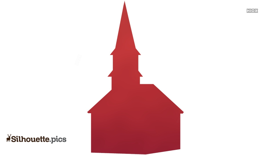 Church Silhouette Images