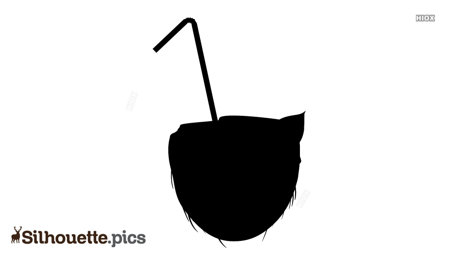 Drinks Silhouette Vector Images