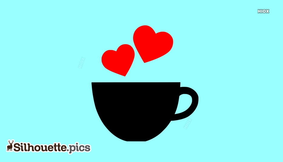 Coffee Cup Silhouette Images