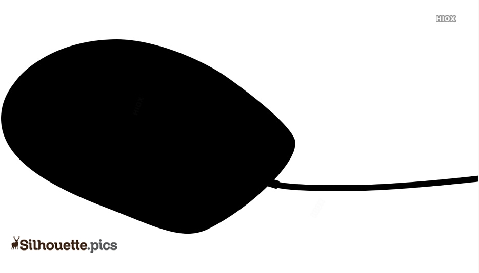 Computer Mouse Silhouette Images