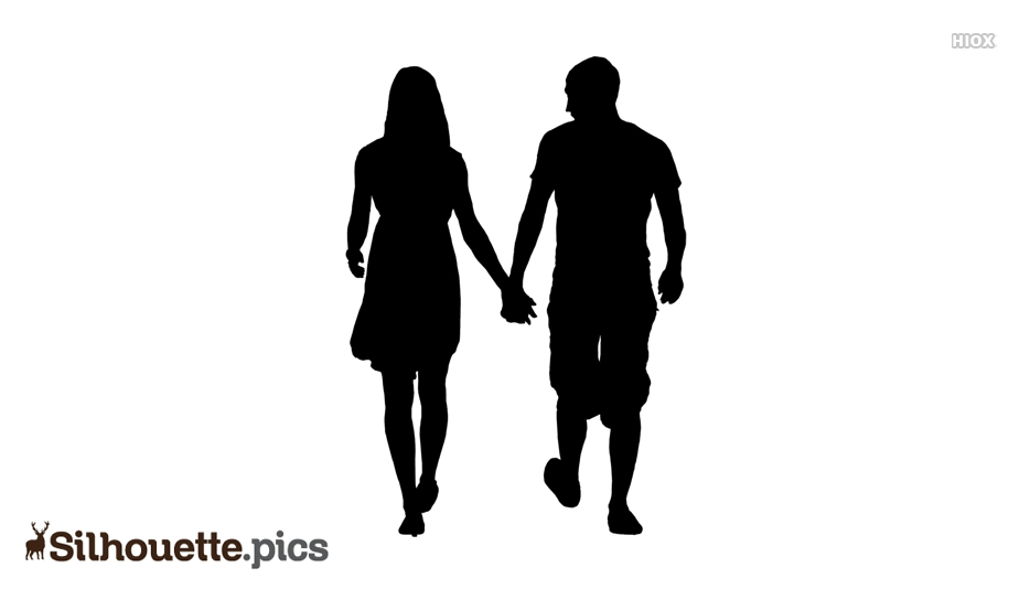 Couple Silhouette Images