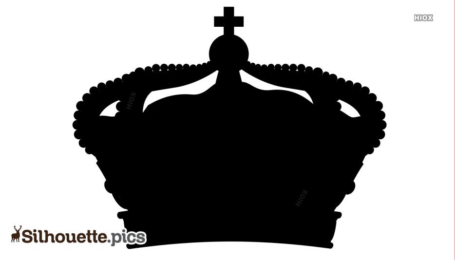 Crown Vector Silhouette Queen