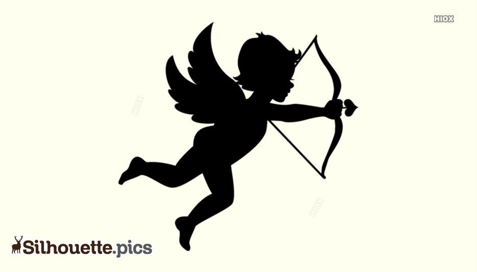 Cupid Silhouette Images
