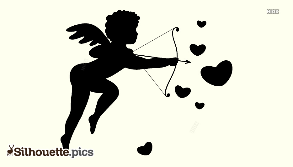 Love Heart Silhouette Images