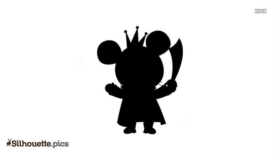 Cute Sugar Plum Fairy Clipart Silhouette