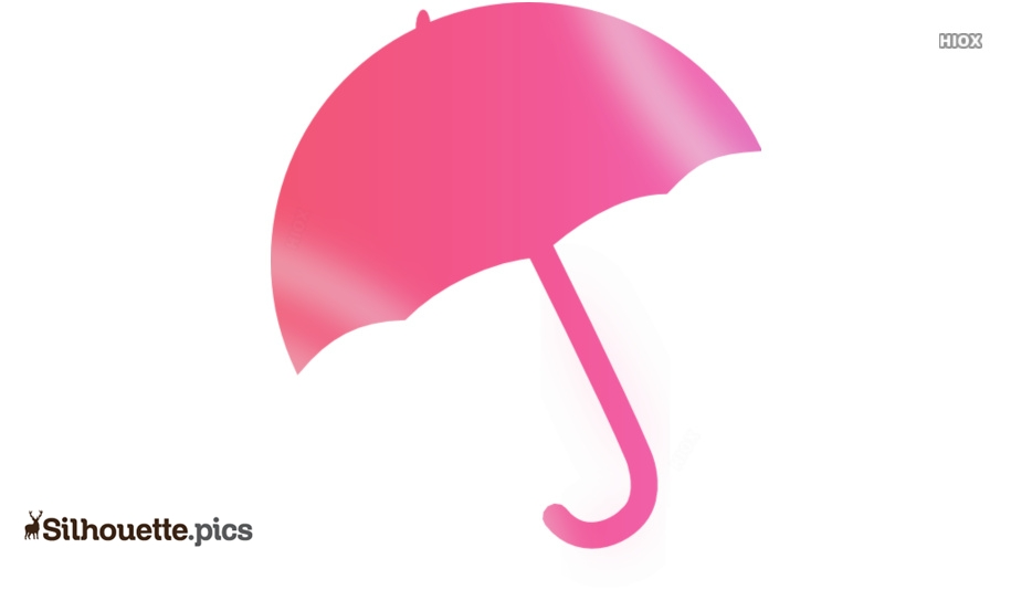 Cute Umbrella Silhouette Images
