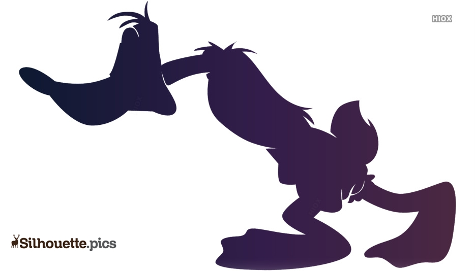 Daffy Duck Pictures Images Silhouette