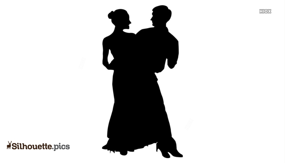 Dancing Silhouette Images