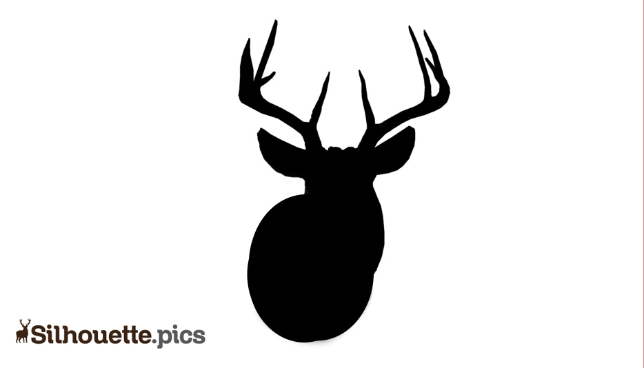 Deer Wall Hanging Silhouette Images