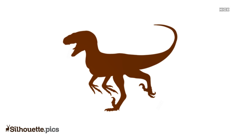 Dinosaur Drawing Silhouette Picture