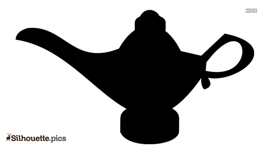 Disney Aladdin Magic Lamp Silhouette Art Silhouette Pics