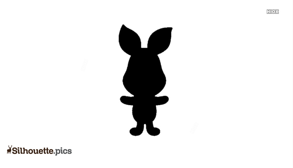 Disney Piglet Silhouette Background