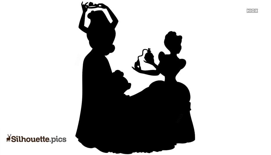 Disney Princess Silhouette Images, Pics